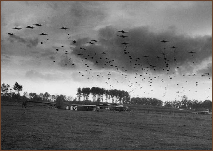 The Battle of Arnhem (Operation Market Garden)